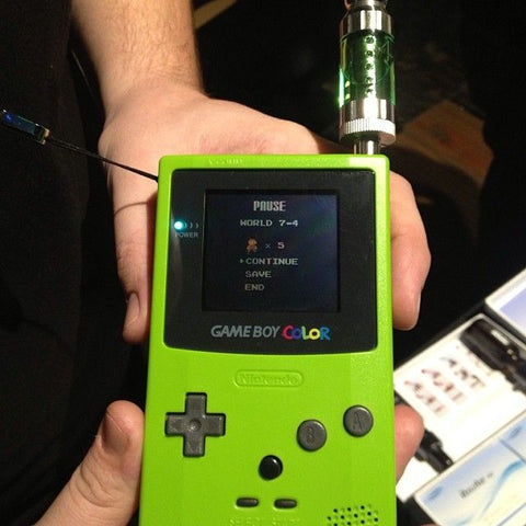 Game Boy Vape