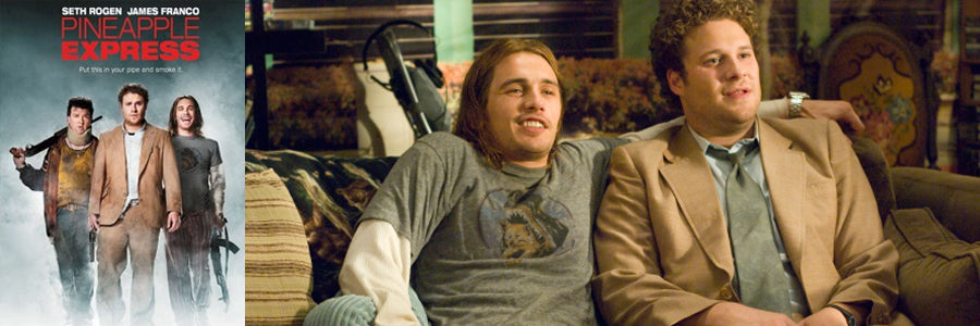 Pineapple Express - Best movies to watch while you session