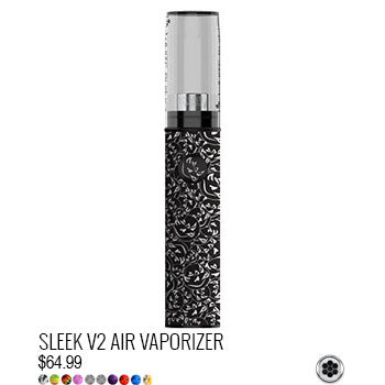 Sleek V2 Vaporizer
