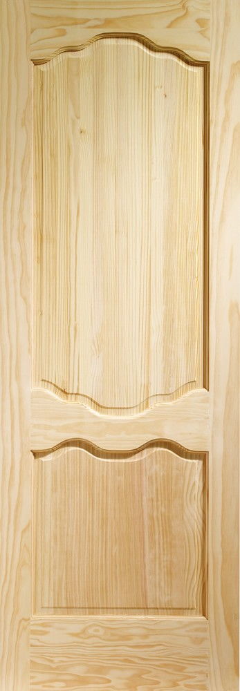 Louis Internal Clear Pine Door