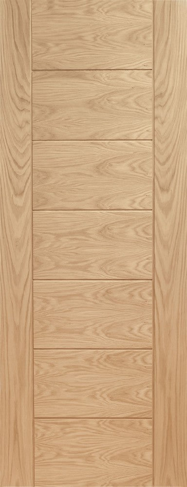 Palermo Internal Oak Fire Door