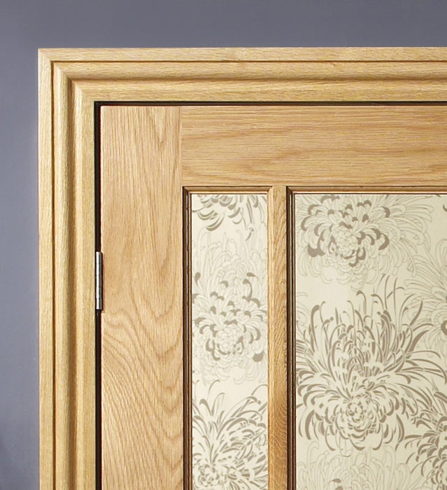 Oak Ogee Architrave (For French Doors)