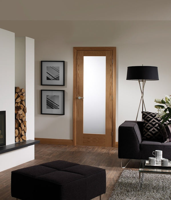 Loire Fire Door Handle Pack