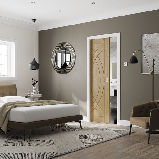 Pocket Door System (Excludes Door)
