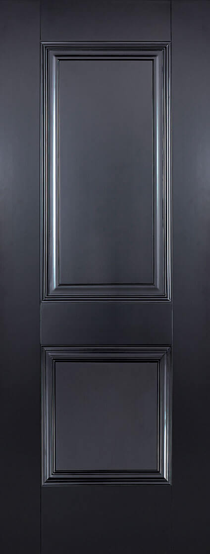 Black Arnhem Internal Door Fire Rated