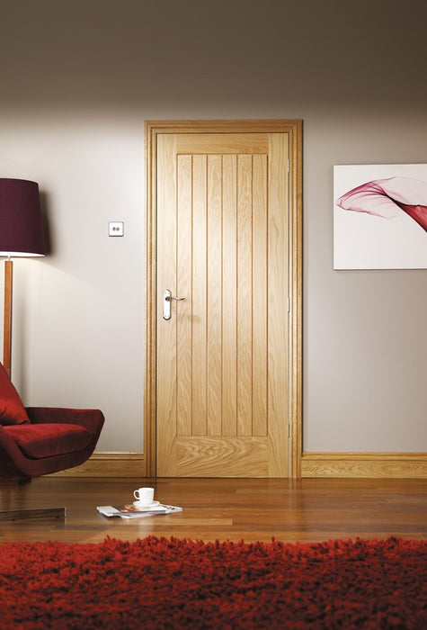 Suffolk Original Internal Oak Door