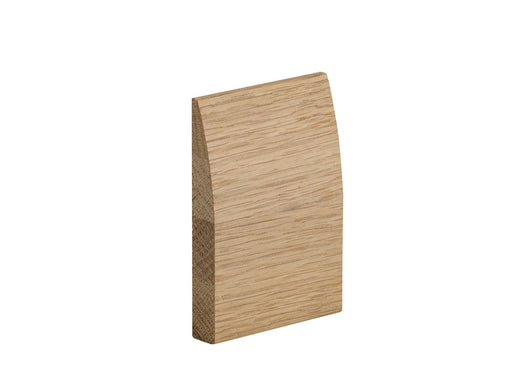 Skirting Set (Modern Profile) - 5 x 3m per pack Internal Oak