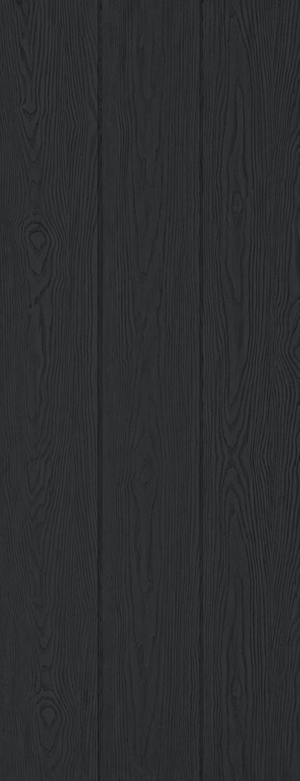 Charcoal Grey Embossed Galway Internal Door Fire Rated
