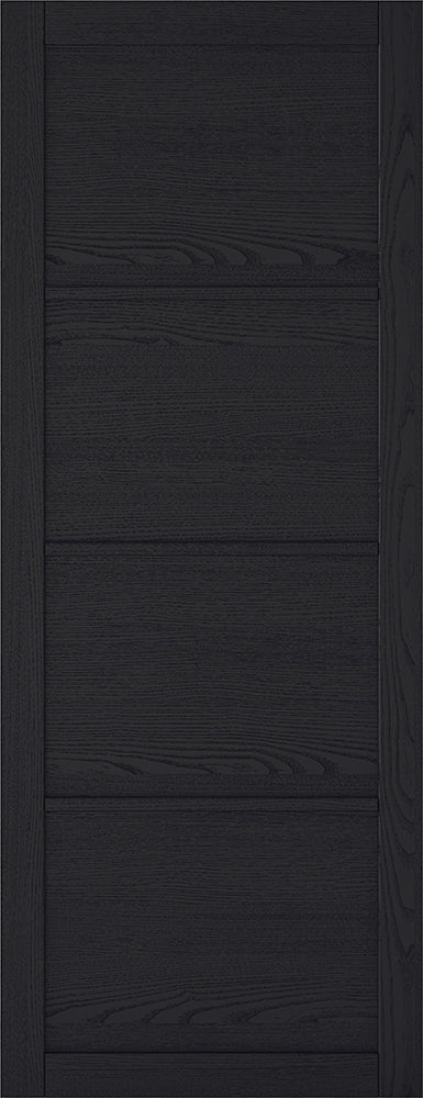 Dark Charcoal Soho 4P Internal Door
