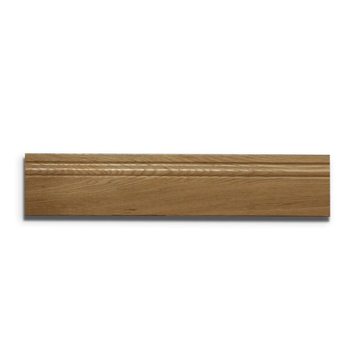 Pre-finished Oak Ogee Skirting Board