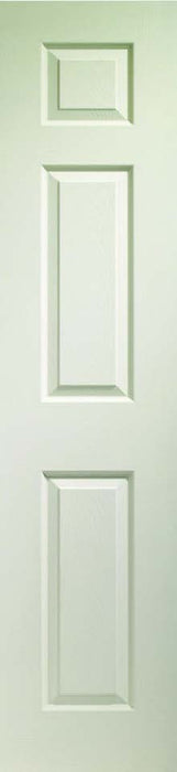 Colonist 6 Panel Internal White Moulded Fire Door