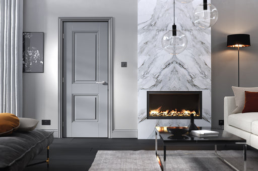 Grey Arnhem Internal Door Fire Rated