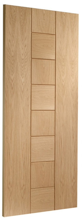 Messina Internal Oak Fire Door