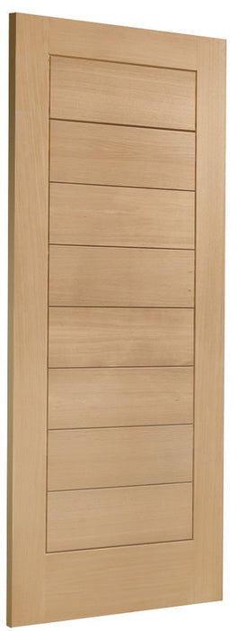 Modena External Oak Door (M&T)