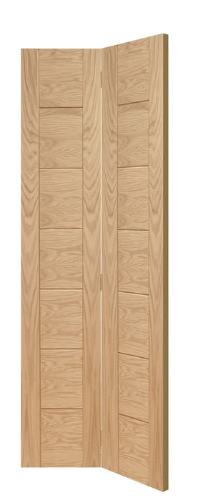 Palermo Bi-Fold Internal Oak Door