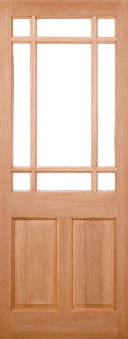 Hardwood Warwick M&T External Door