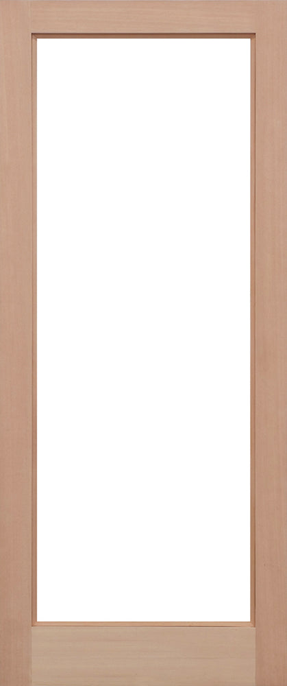 Hemlock Unglazed Pattern 10 44mm External Door