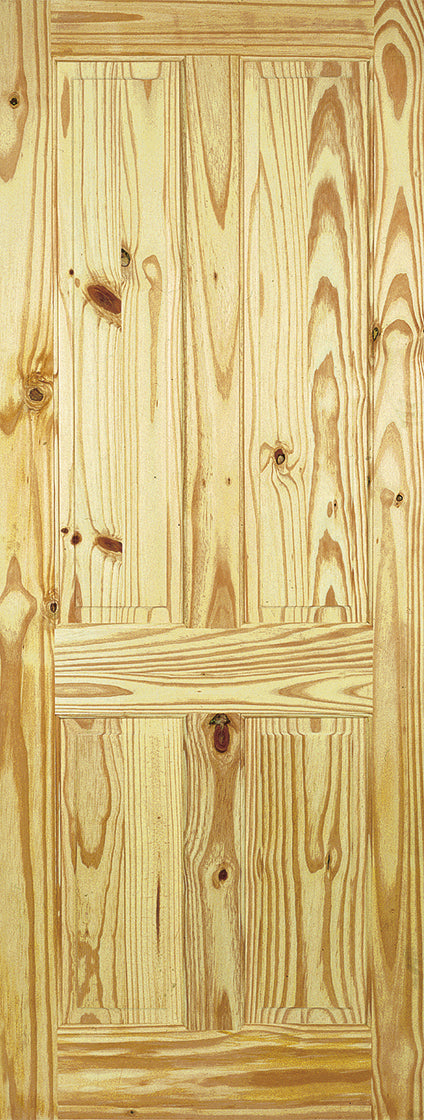 Knotty Pine 4P Internal Door