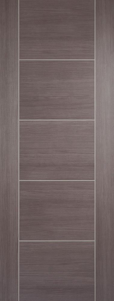 Medium Grey Laminated Vancouver Internal Door