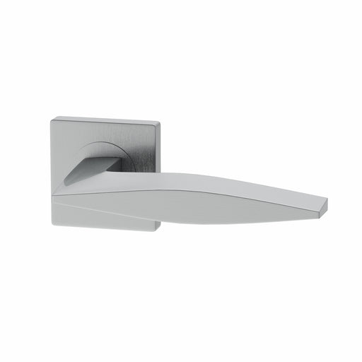 Mezen MSB Lever Square Rose Fire Door Handle Pack