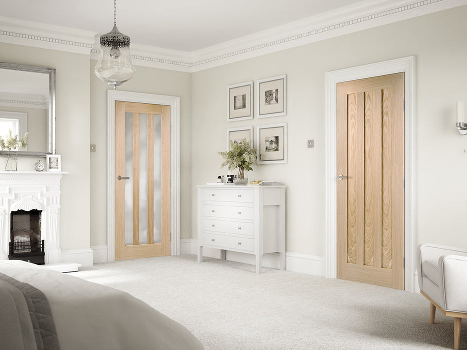 Oak Idaho Internal Door
