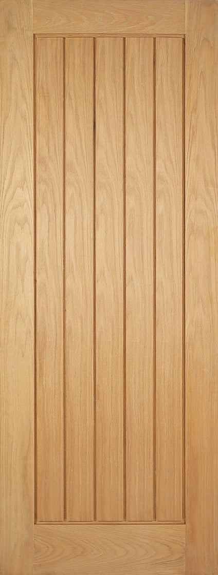 Oak Mexicano Pre-finished Internal Door