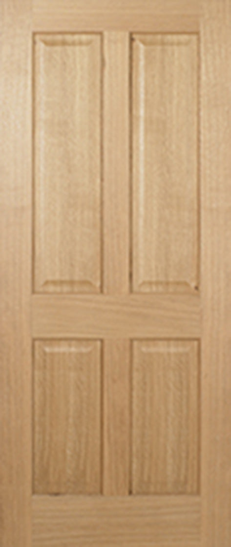 Oak Regency 4P Internal Door Fire Rated