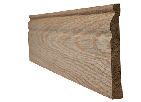 Oak Skirting Ogee