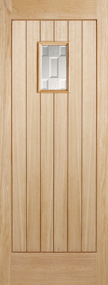 Oak Suffolk External Door