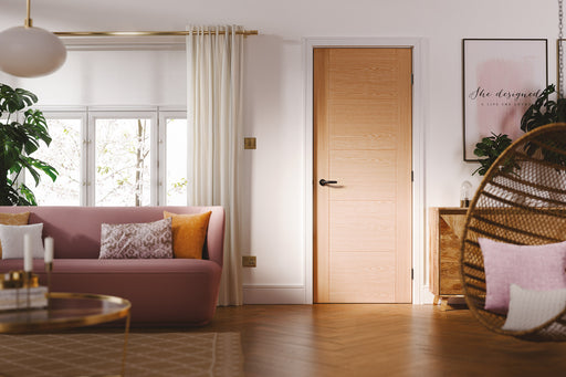 Oak Vancouver 5P Internal Door