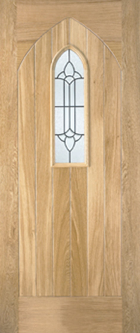 Oak Westminster External Door