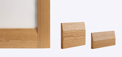 Oak Half Splayed Architrave