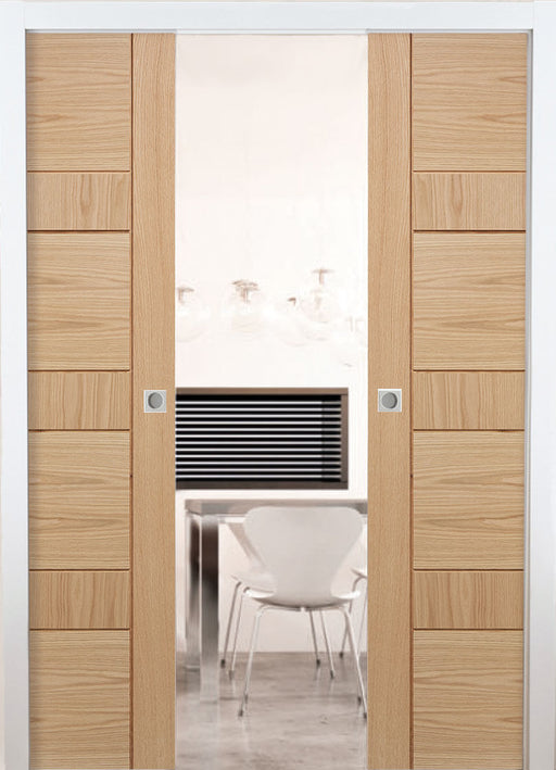 Pocket Door System Double (Excludes Doors) Internal Door
