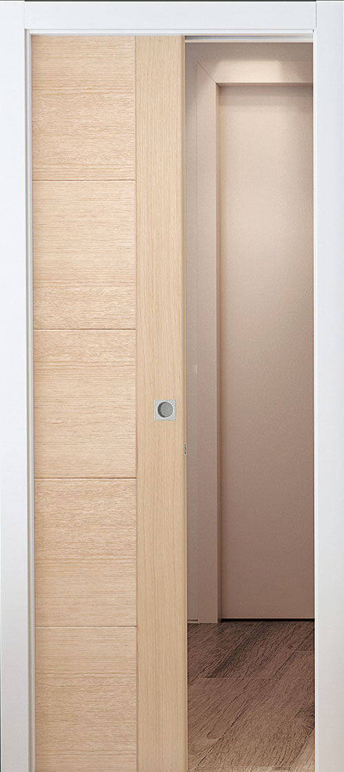 Pocket Door System Single Fire Door (Excludes Door) Internal Door