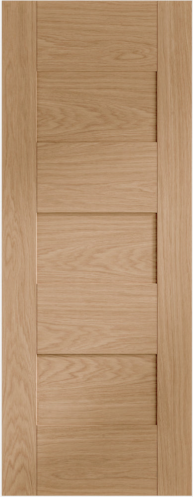 Perugia Pre-finished Oak Fire Door
