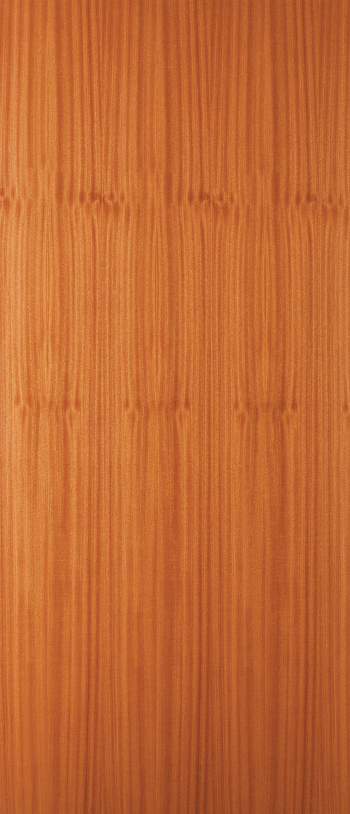 Sapele Flush Internal Door Fire Rated