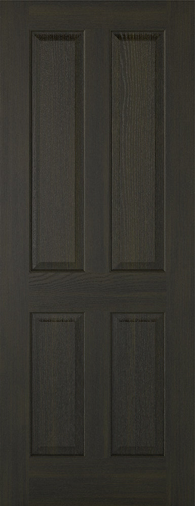 Smoked Oak Regency 4P Internal Door Fire Rated