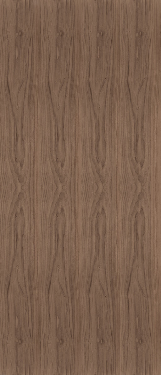 Walnut Flush Internal Door Fire Rated