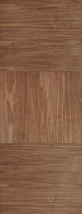 Walnut Tres Internal Door
