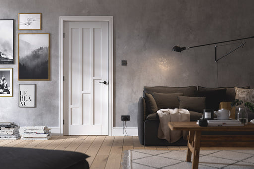 White Coventry Internal Door