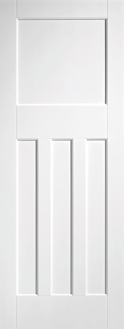 White DX 30s Style Internal Door Fire Rated