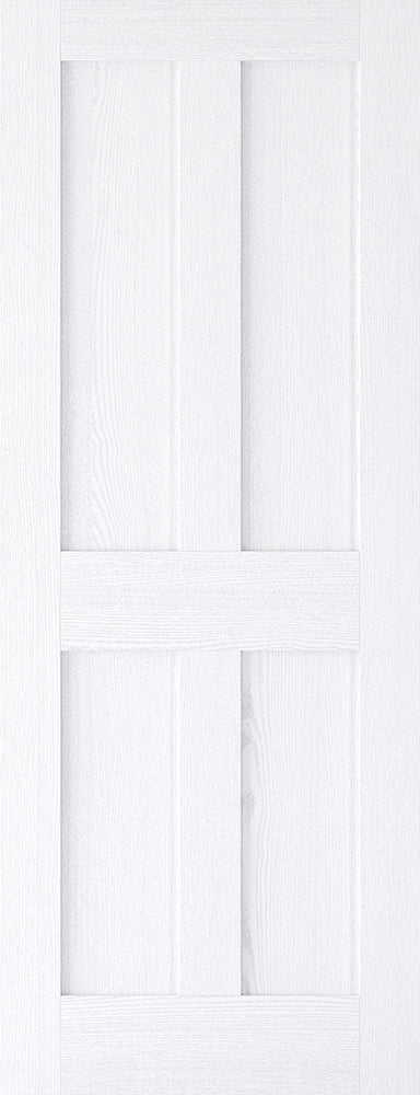 White Grain London 4P Internal Door Fire Rated