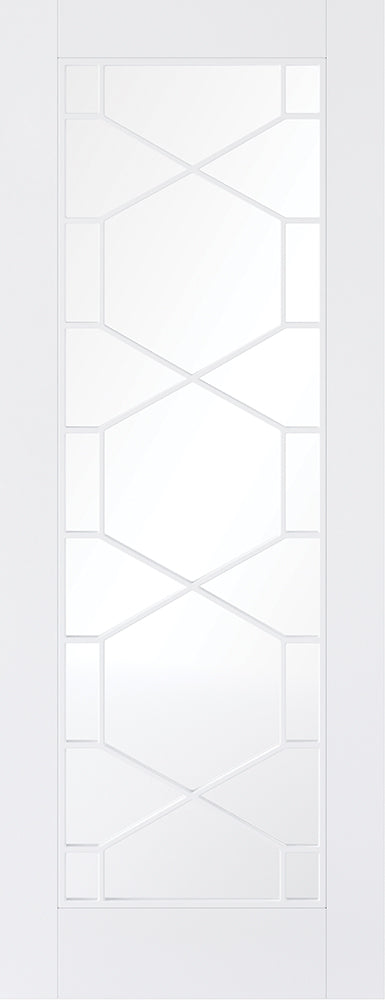 White Primed Orly Glazed Internal Door