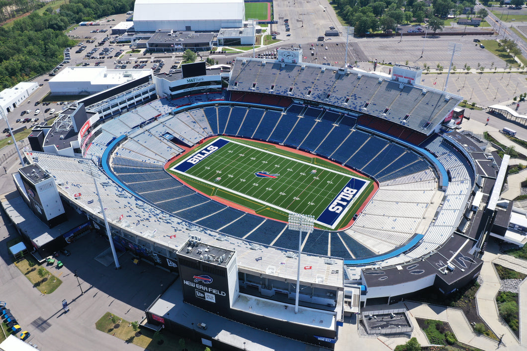 Buffalo Bills Stadium 2019