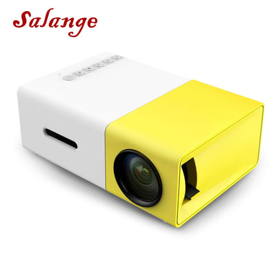 LED Projector Home Media Player