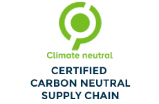 Certified Carbon Neutral Supply Chain Through Climate Neutral