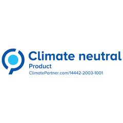 Climate Neutral Product - ClimatePartner.com/14442-2003-1001