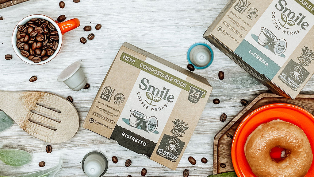 5 Delicious Flavors of Commercially Compostable Espresso Pods