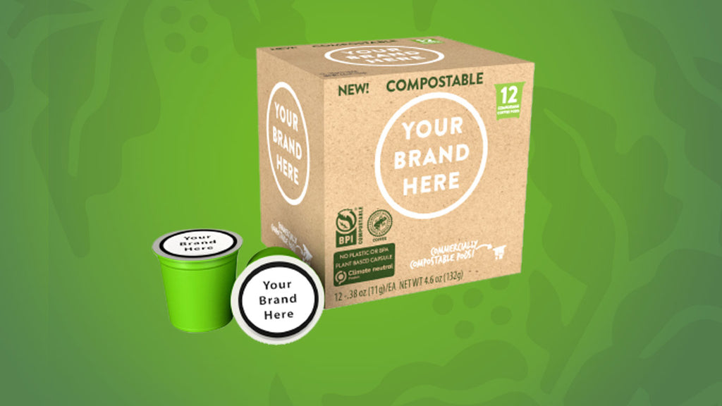 Smile Beverage Werks® Launches Compostable Coffee Pods Compatible With Keurig Brewers