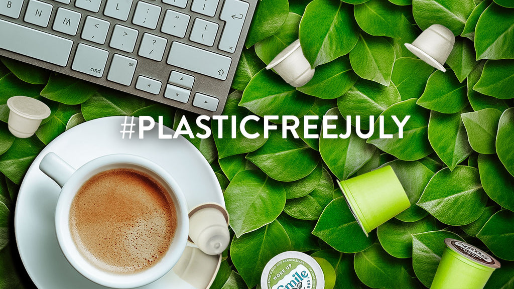 Green Up Your Workplace This Plastic Free July